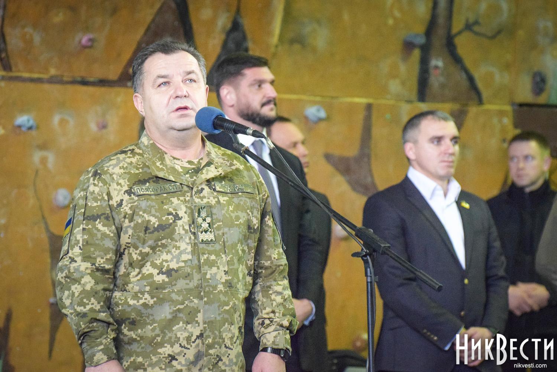 Министр обороны Украины пообщался сДжеймсом Мэттисом