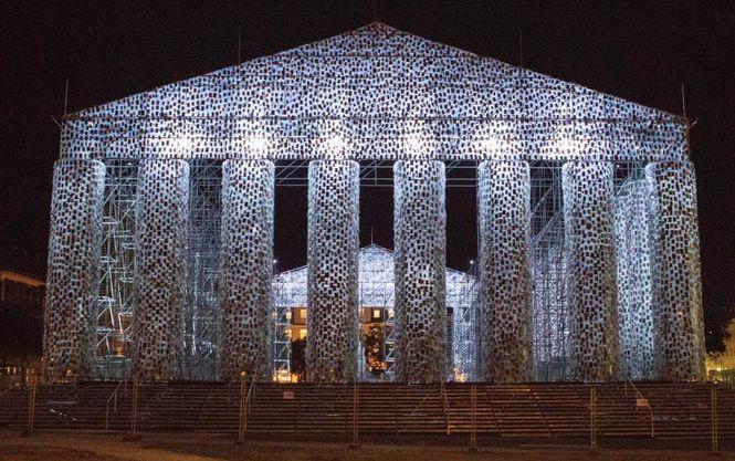 ВГермании появился «храм» иззапрещенных книжек