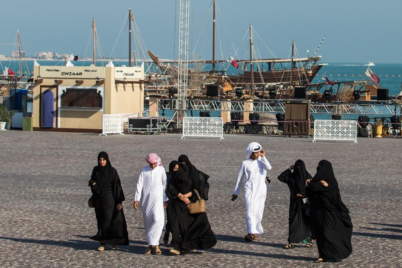 Катар люди фото