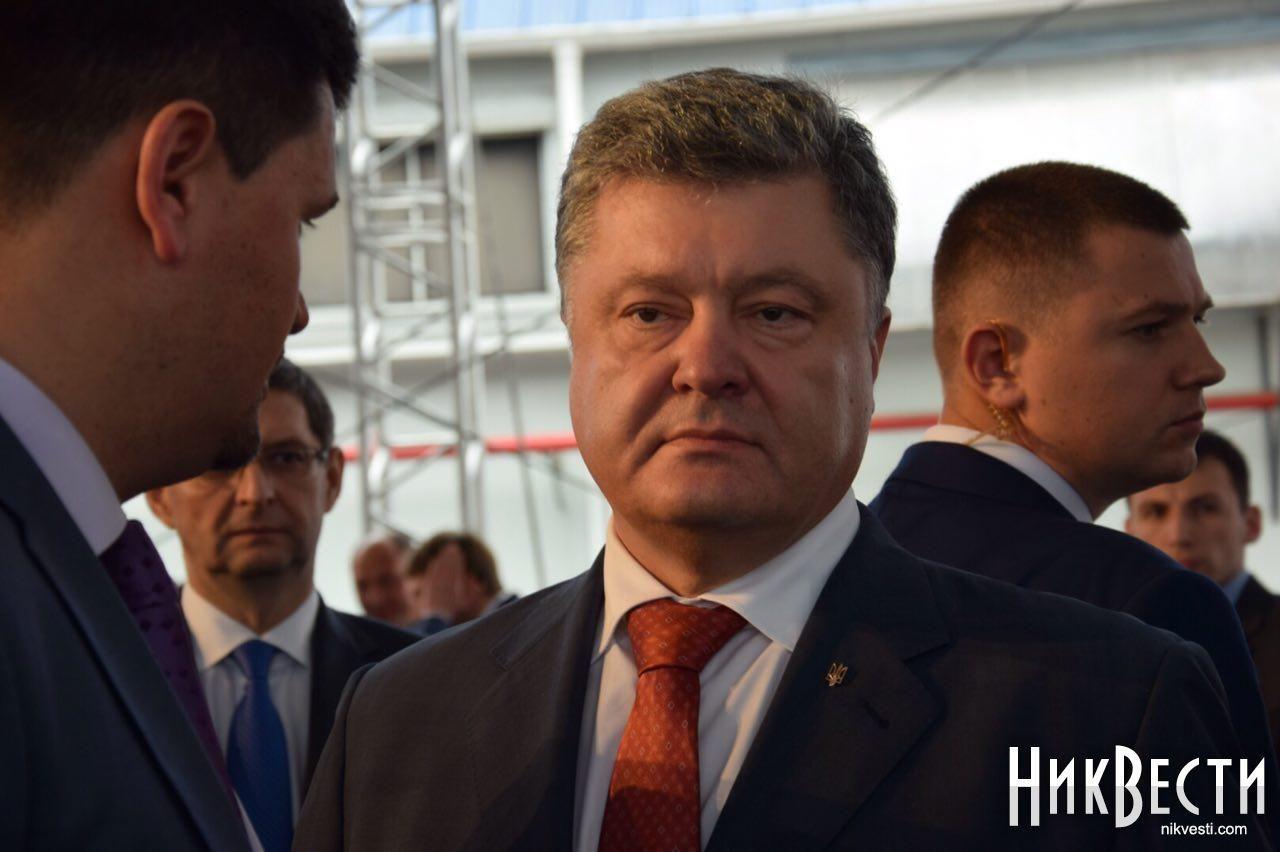 Порошенко сказал, как Украина поступит сшахтами ОРДЛО