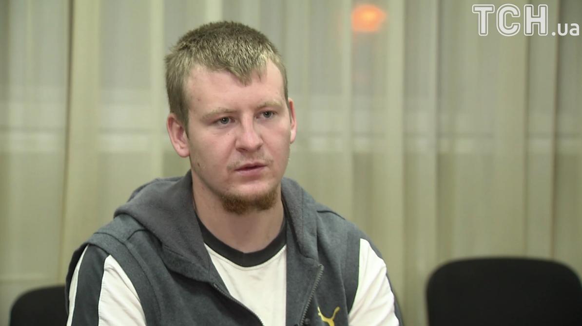 'Сразу отправили на Донбасс': пленный военный Агеев подтвердил, что служит в России по контракту