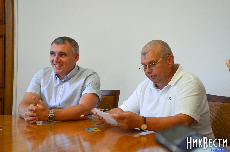 Николаевский горсовет провалил первое голосование опризнании РФ страной-агрессором