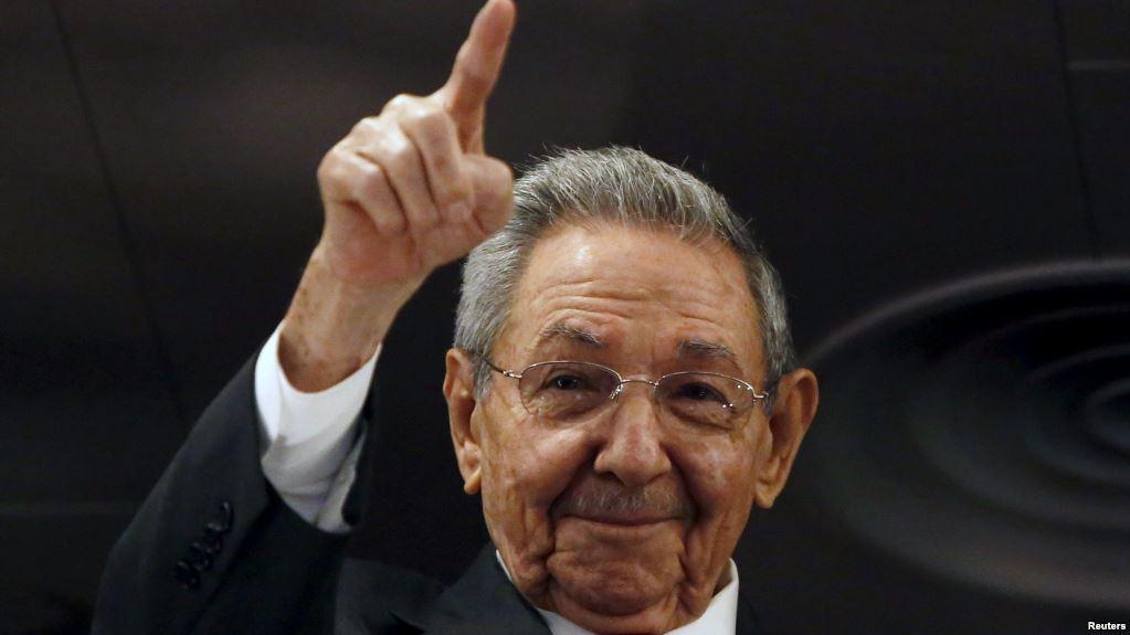 Рауль Кастро обвинил Вашингтон вужесточении блокады Кубы