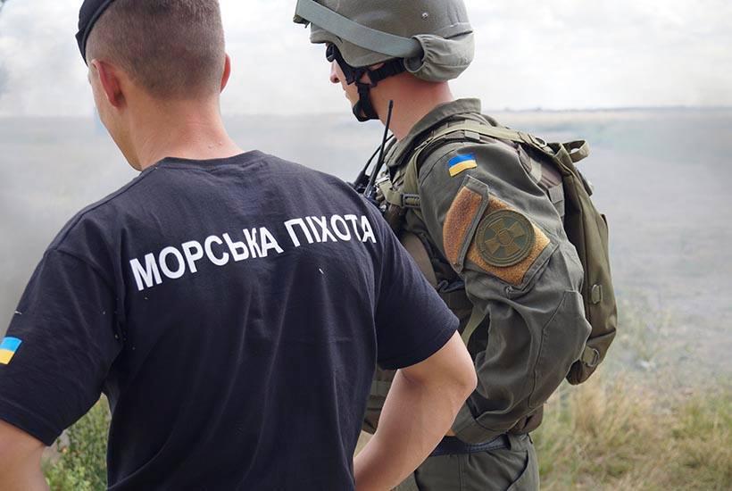 Русский корабль шпионит за военнослужащими учениями Sea Breeze