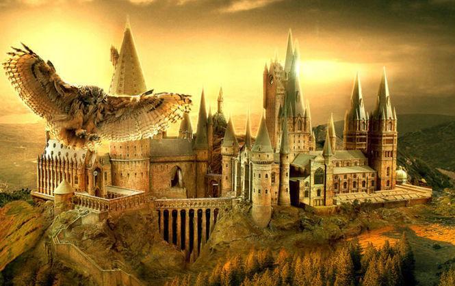 Ксередине осени выйдут две новых книги омире Гарри Поттера
