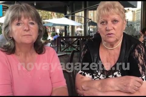 Матери Виктора Агеева иСтанислава Клыха записали обращение кПутину