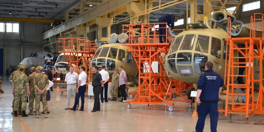 НаМотор Сич поведали, когда начнут выпускать украинские вертолеты
