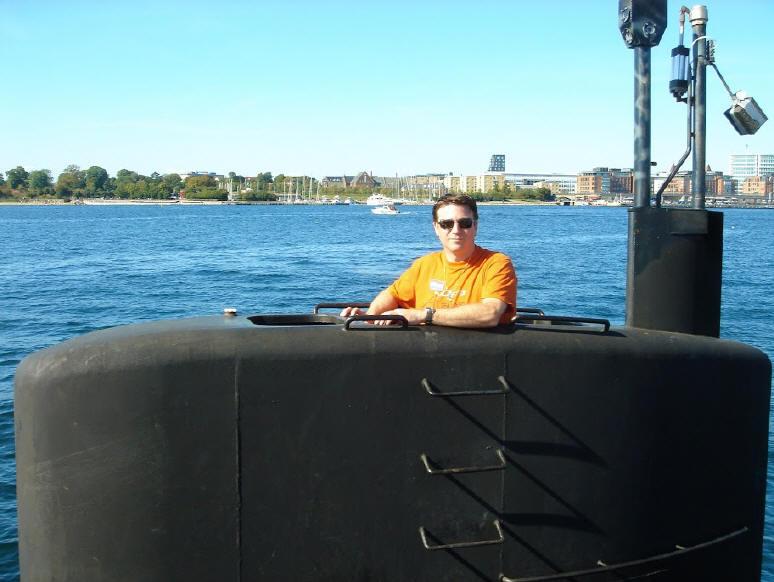 Шведская журналистка загадочно пропала сподводной лодки, которая затонула вДании