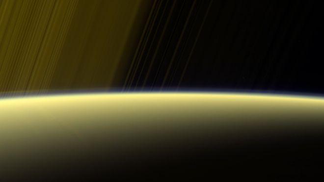 «Кассини» приступает квыполнению 5-ти последних витков вокруг Сатурна