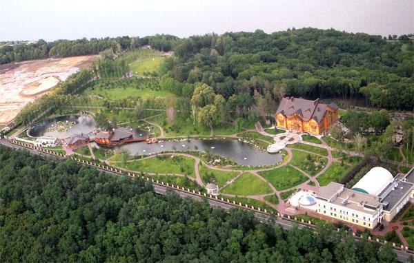 Луценко: Суд признал недействительным вывод «Межигорья» изгоссобственности