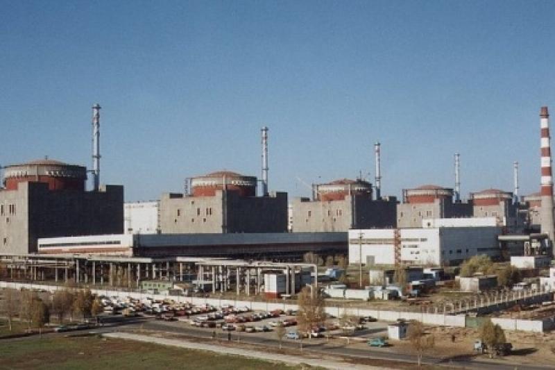 НаЗапорожской АЭС отключили очередной энергоблок