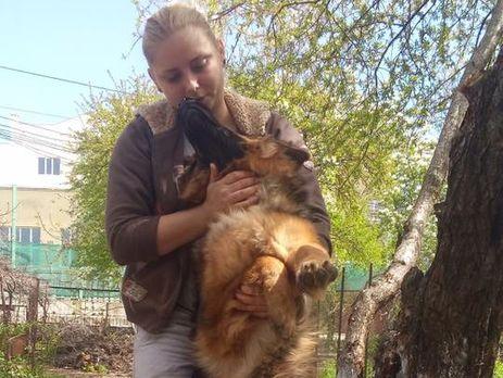 За свирепое обращение с звериным задержана жительница Одессы