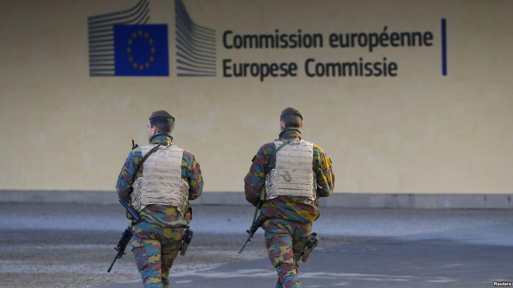 ВБрюсселе после потасовки беженцев установили «периметр безопасности»
