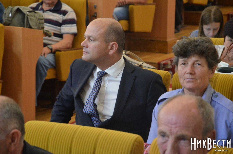 Руководитель Николаевской ОГА объявил оприсутствии русских судов вукраинском порту