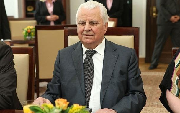Кравчук назвал причины ухудшения отношений Российской Федерации иУкраины