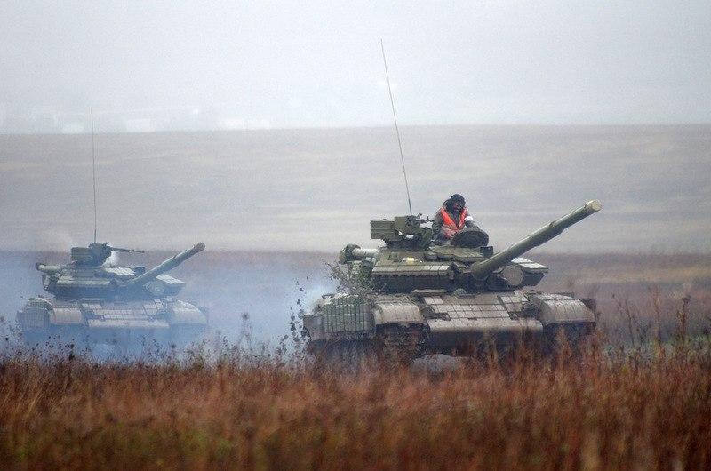 Штаб: Боевики 18 раз обстреляли силы АТО, 1 военный ранен