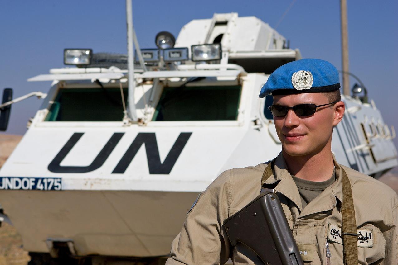 Дипломат: Российская Федерация блокирует введение миротворцев ООН