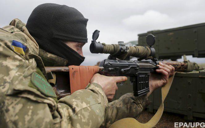 Штаб АТО: Боевики выполняют  обстрелы повсем направлениям