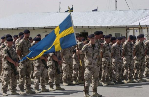 Швеция проводит самые масштабные учения за20 лет