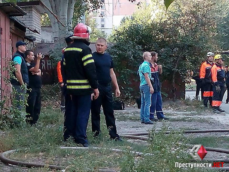 ВНиколаеве вжилом доме произошел взрыв: имеется пострадавший
