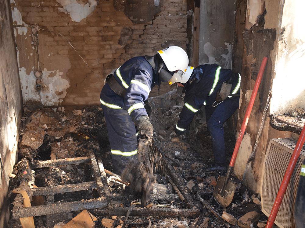 ВНиколаеве семь человек пострадали в итоге взрыва вдоме