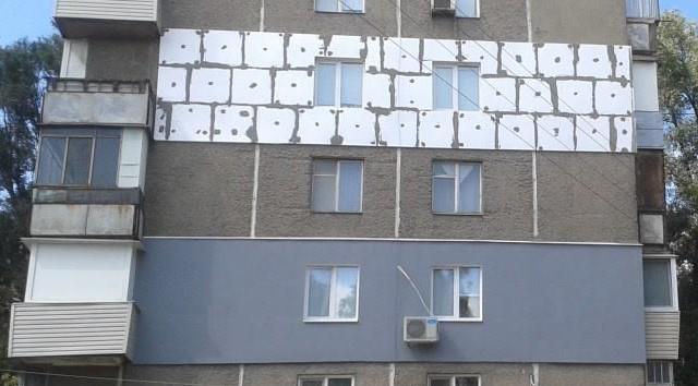 Фото отделки фасадов искусственным камнем