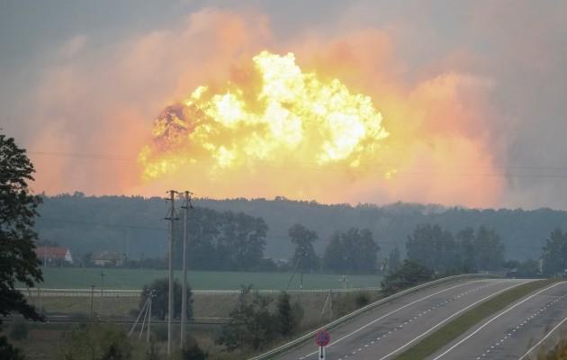Допились до«Точки-У»: военные склады вУкраинском государстве охраняли пьяные офицеры