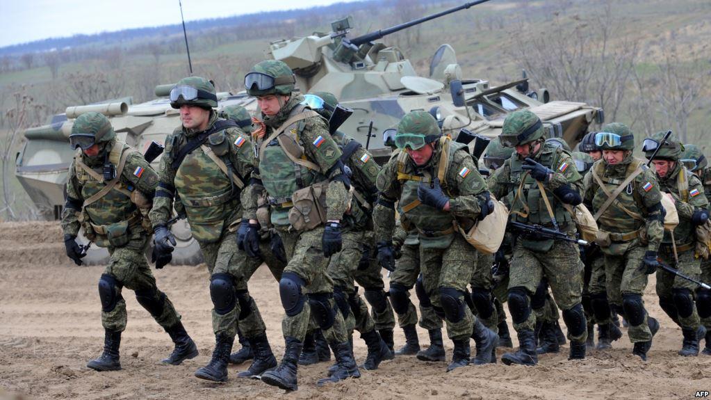 Руководитель ГенштабаВС Украины обвинилРФ вразмещении военных натерритории Республики Беларусь