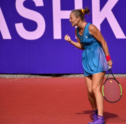 Бондаренко обыграла россиянку Звонареву ивышла вфинал теннисного турнира вТашкенте