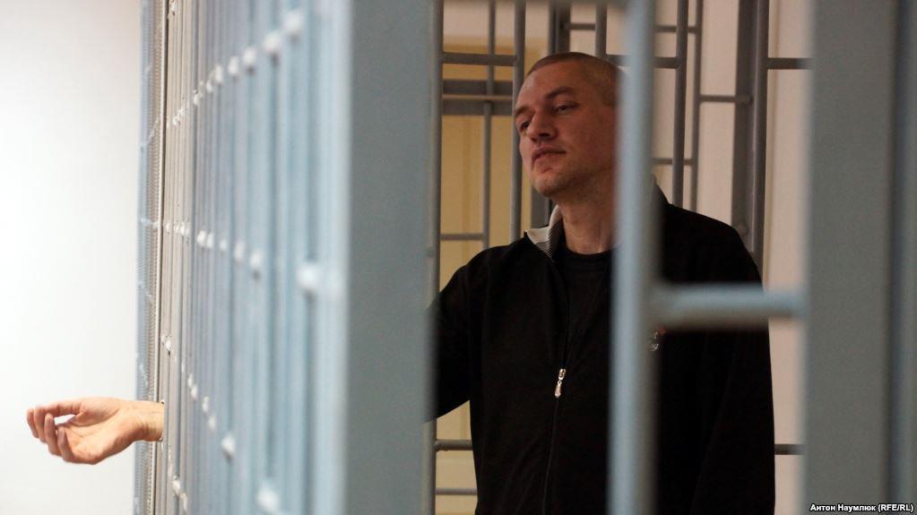 Осужденный в РФ украинец Клих находится впсихбольнице