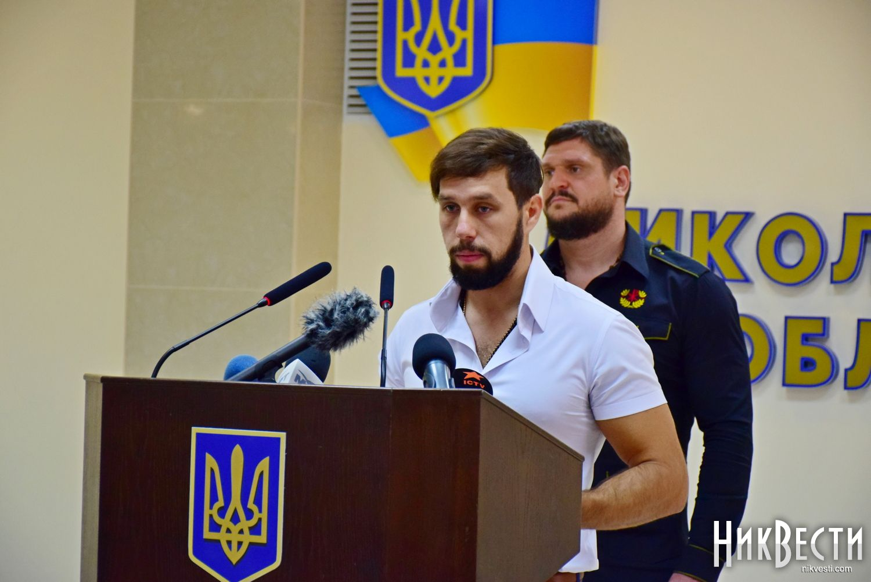 Савченко призвал Сенкевича уйти вотставку ираспустить Николаевский горсовет