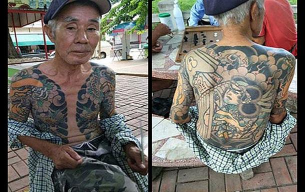 Глава якудза после 15 лет жизни в тени «погорел» на вирусном фото в Сети - подробности