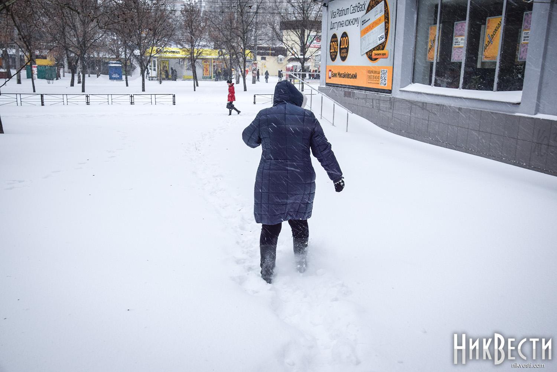 Сильный снегопад иметели ожидаются вреспублике