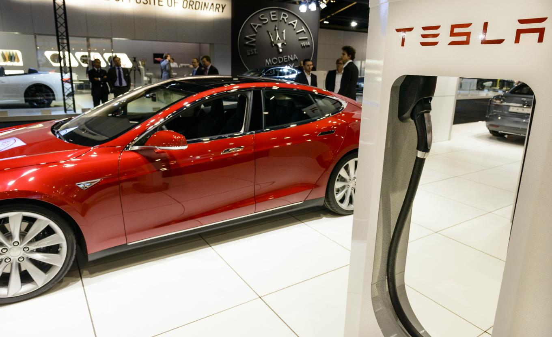 Tesla вполне может стать собственностью компании Apple