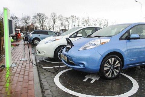 ВУкраинском государстве в2,3 раза увеличились продажи электромобилей
