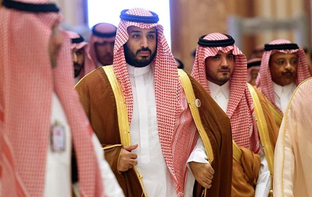 ВСаудовской Аравии задержали 11 принцев