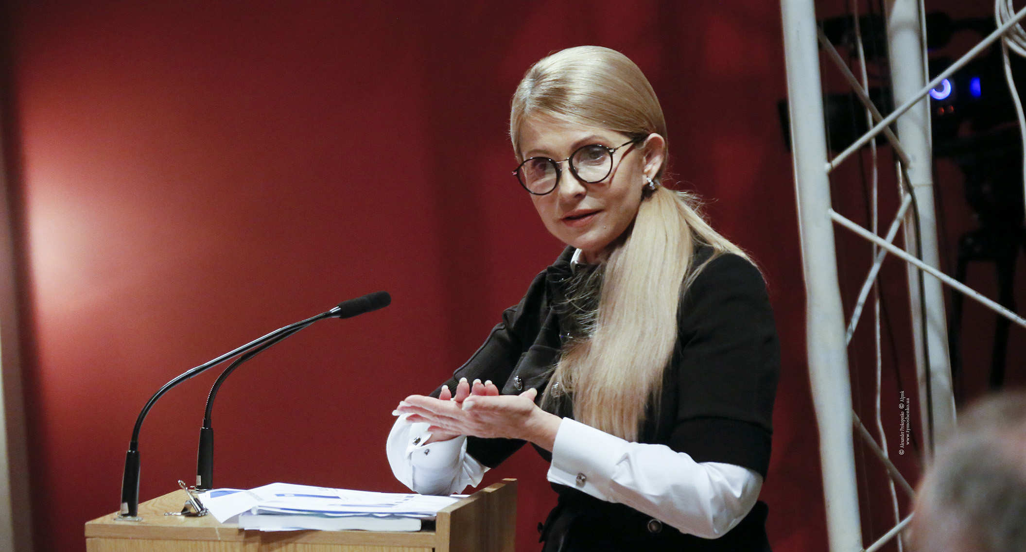 «Мы должны полагаться только на себя» — Тимошенко заявила, что Украина