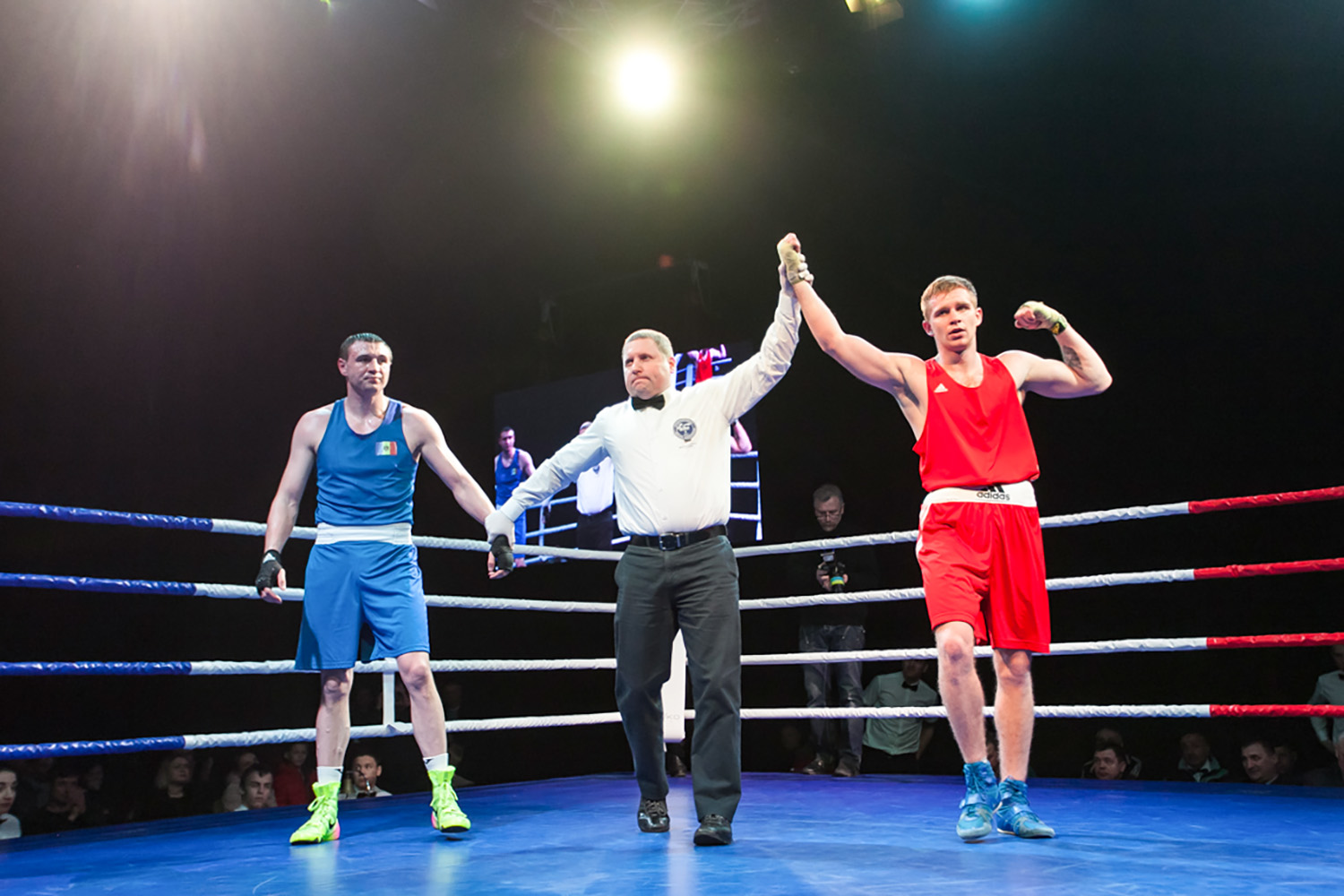 "International boxing tournament took place in Mykolaiv - Ukrainian team took ""gold"""
