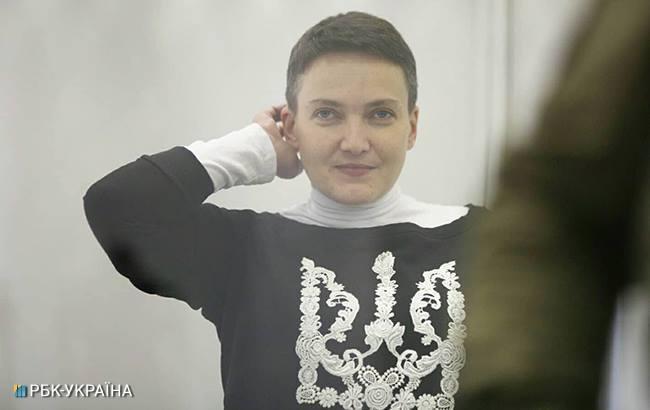 Савченко изСИЗО запустила вглобальной web-сети предвыборный ролик