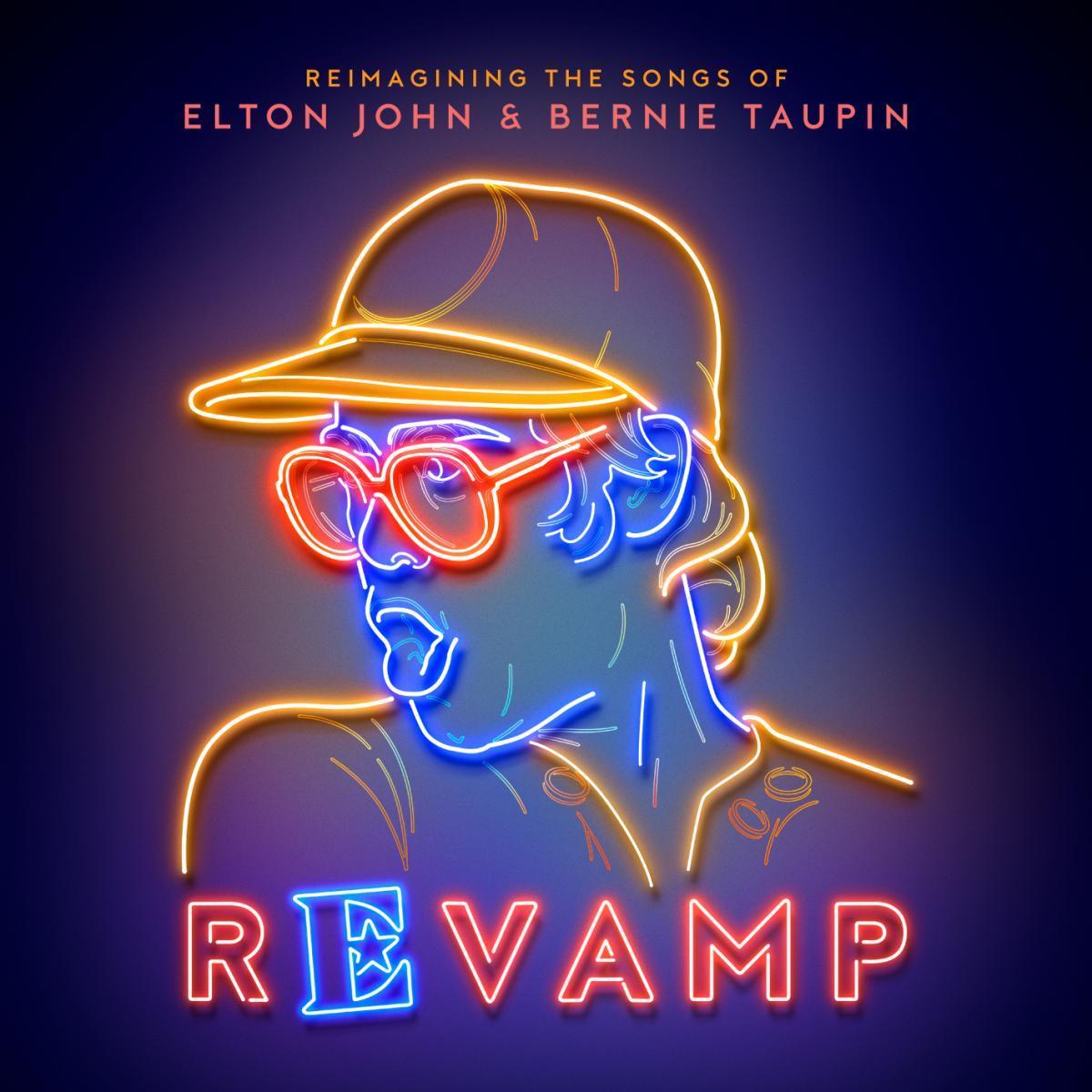 Черкасский художник создал обложку для альбома Элтона Джона