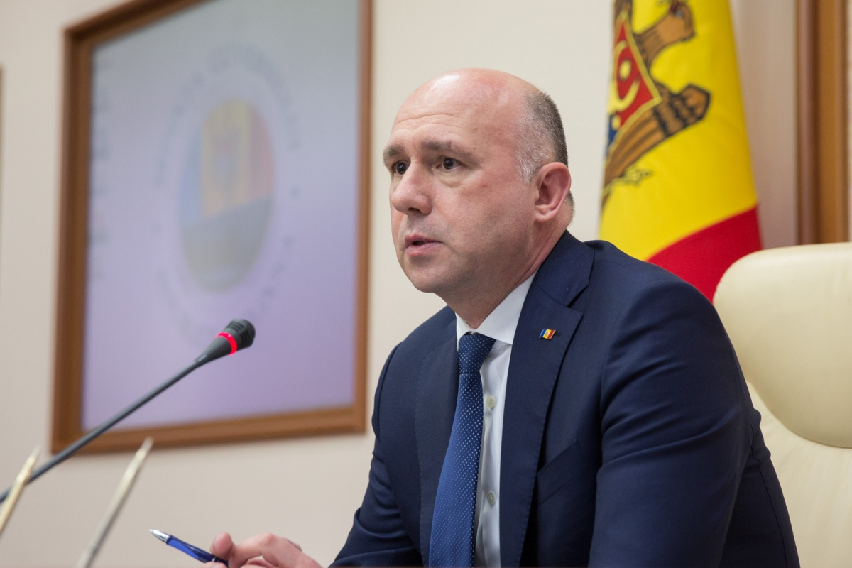 Порошенко ипремьер Молдовы договорились координировать евроинтеграцию