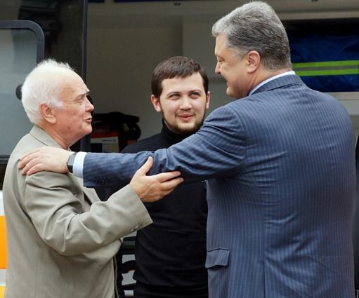 Скончался освобожденный из русской тюрьмы украинец Юрий Солошенко