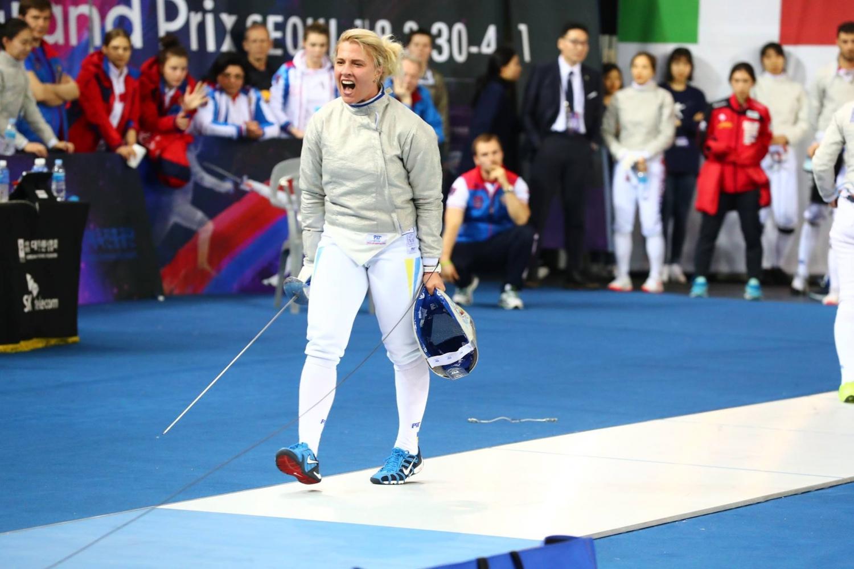 Олимпийская чемпионка Харлан пожалела озапрете состязаться в Российской Федерации