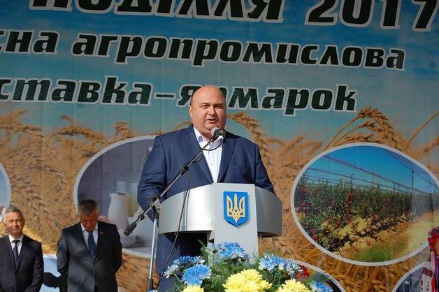 Руководитель Хмельницкой ОГА Корнийчук подал вотставку