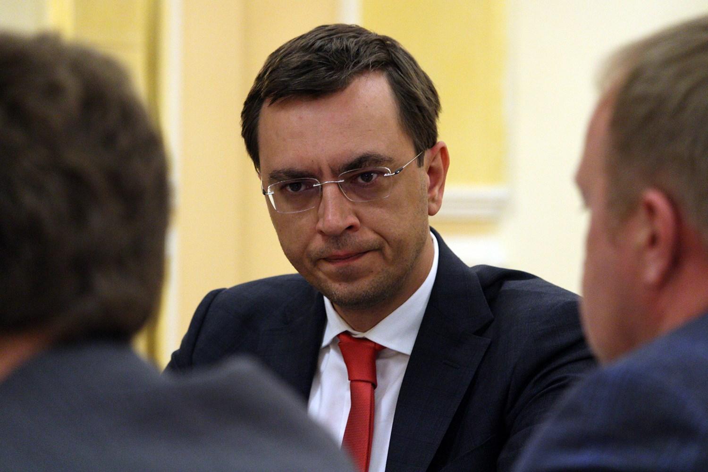 Омелян поручил срочно организовать ремонт дорог наНиколаевщине