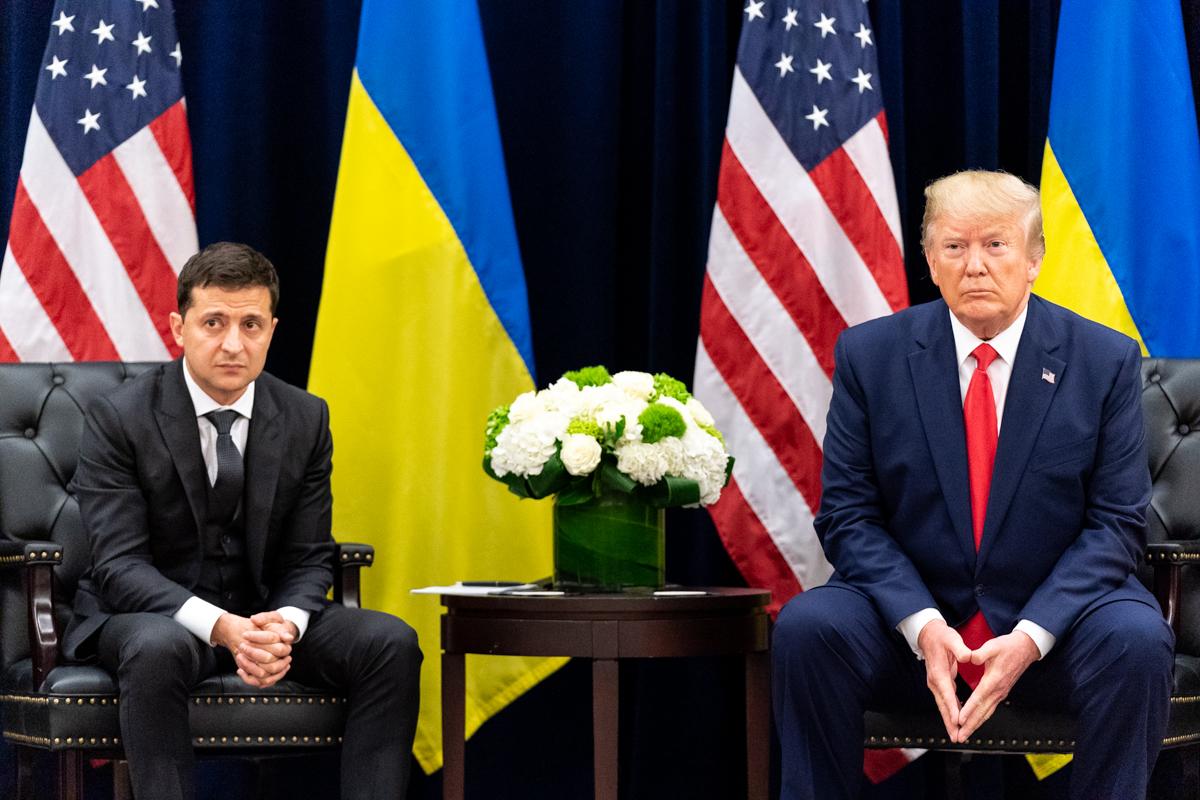 Зеленский рассказал, на что влиял разговор с президентом США Трампом