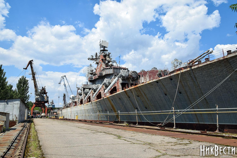 анальным сексом украина крейсер фото тот период