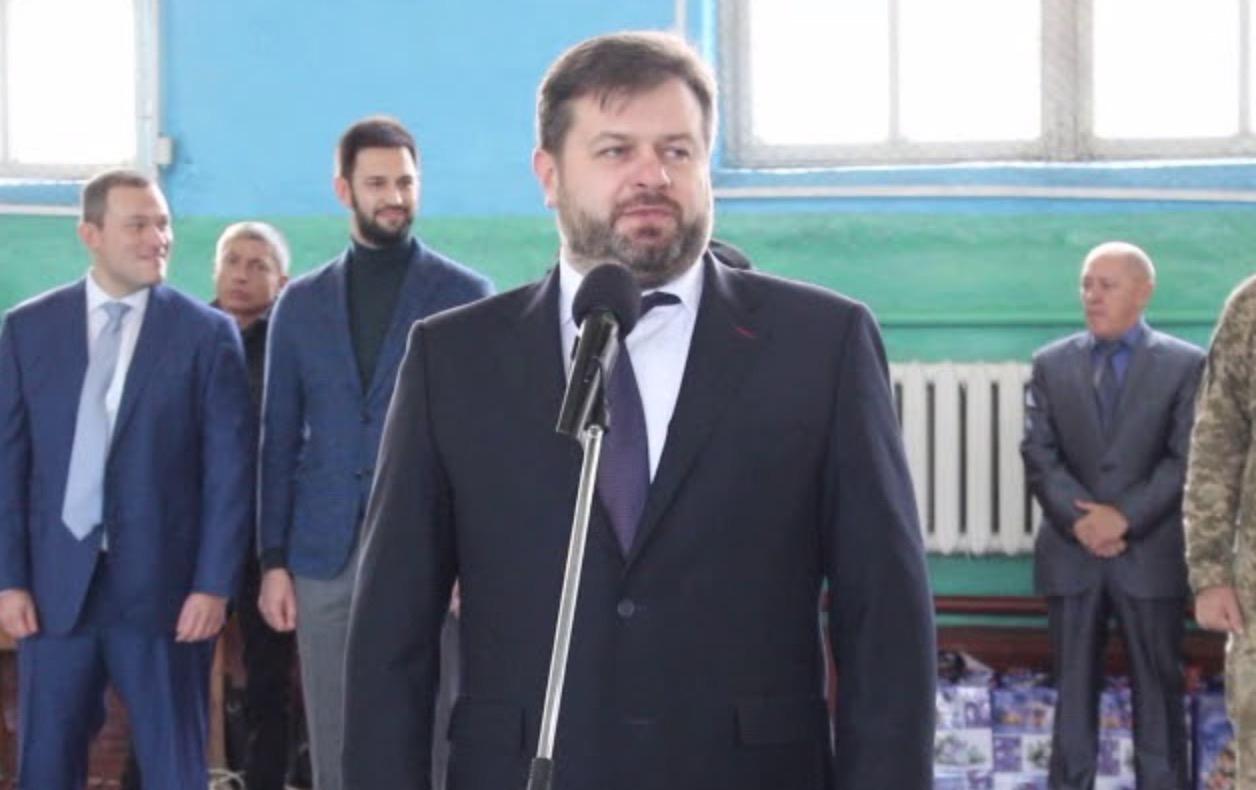 Глава федерации футбола Николаевской области собрался в парламент ...
