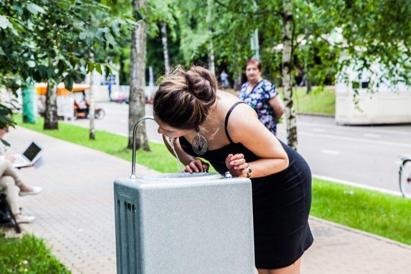 В Украине могут появиться питьевые фонтанчики в общественных местах