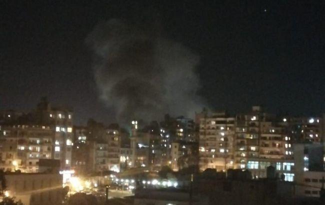 ВБейруте взорвался топливный склад: четверо погибших, десятки пострадавших